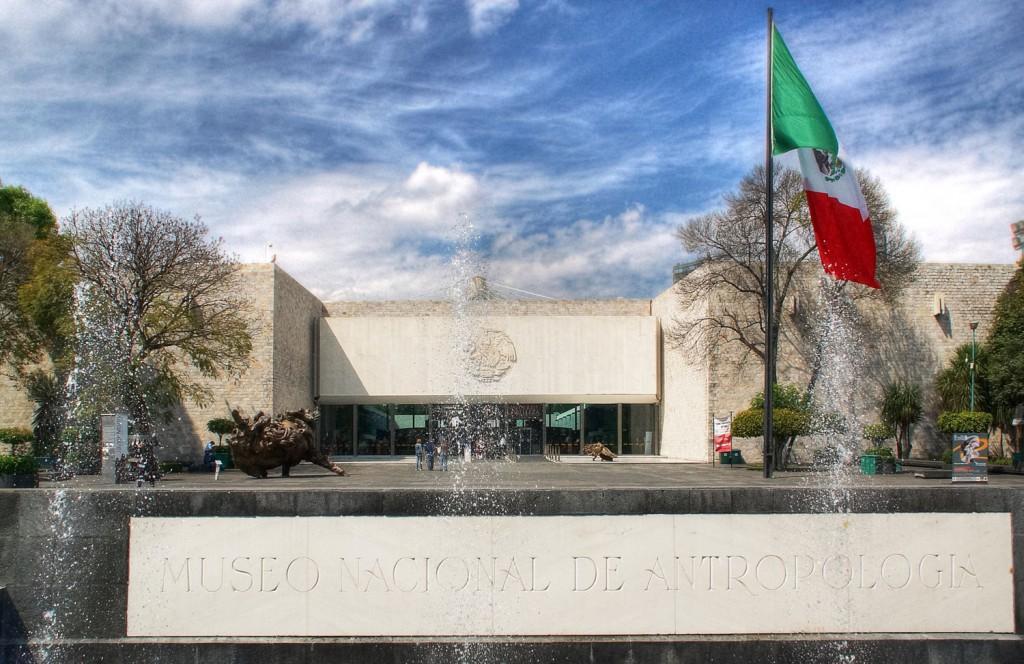 Museo Nacional de Antropología)