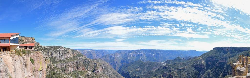 медный каньон в мексике