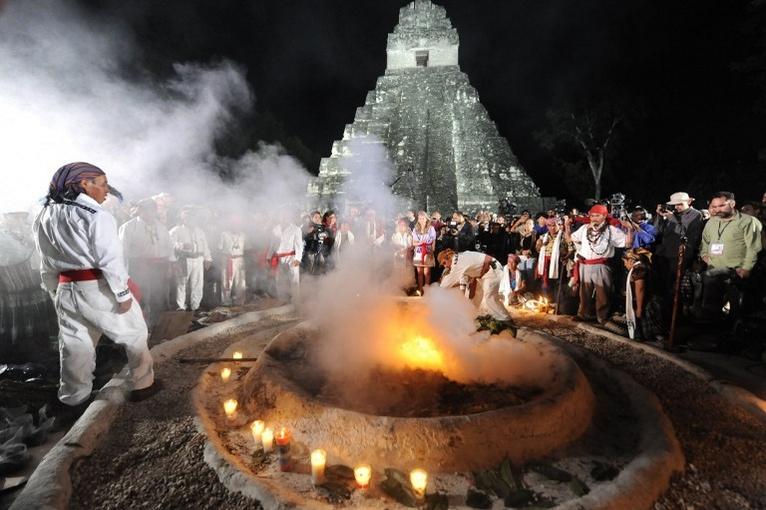 пророчества майя