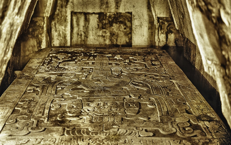 Lapida de Pakal